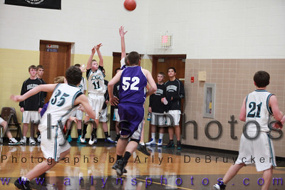 Boys BB vs ACGC Jan 2011 C-JV