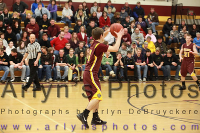 Boys BB vs Prov Feb 25 2011
