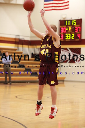 Boys BB vs Maran Jan 2011