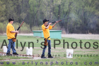 Trap Shoot April 15 Reserve