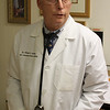 Lynn, Ma. 11-13-17. Dr. Michael Schrenko is retiring after 42 years of practice, 37 of it in Lynn.