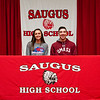 11 14 18 Saugus sports letters of intent