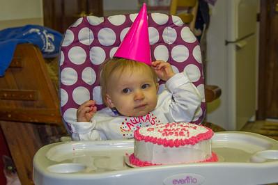 11-16-2014 Laura's Birthday Celebration