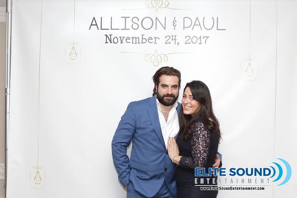 11 . 24 . 17 - Allison & Paul - Step & Repeat