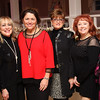 Nahant, Ma. 11-29-17. From left to right: Kathy Cohen, Lorin Madow, Grace Cotter Regan, Pauline Spirito, Beverly Edwards and Marie Clarke at the reception honoring Grace Cotter Regan held at the Nahant Country Club.