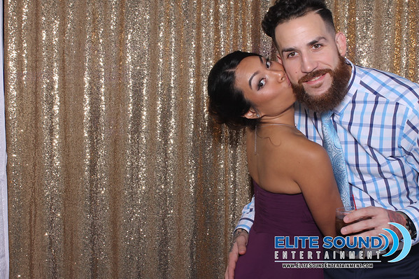11 . 3 . 17 - Gina & Jesse - Photo Booth