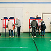 11 3 20 Lynn Breed Middle School polling location 2