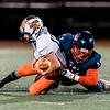 11 8 19 Keefe Tech at Lynn Tech football 8