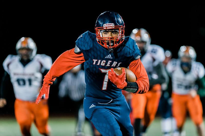 11 8 19 Keefe Tech at Lynn Tech football 3