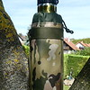 Stabile Trinkflasche - reusable metal flask