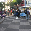 "Circulation and crime had once plagued the 16th Street BART Station. Now, the Plaza hosts events throughout the year. The Mission Community Council provides a <a href=""http://www.micocosf.org/plaza16_downloads/toolkit/P16ToolKit.pdf"">toolkit</a> for planning an event at Plaza 16.   The 16th Street BART station was once a bleak, uninviting, and unsafe transportation hub of San Francisco's Mission District, but a 7-year planning process, community and public agency support, and TE funds transformed the station into the vibrant public plaza and community meeting place it is today. The groups participating in the planning process include BART, the Metropolitan Transportation Commission, the San Francisco County Transportation Authority, Mission Housing Development Corporation, Urban Ecology, and the Mission Community Council.   Today, the 16th Street BART Station Plaza is the realized vision of the community. Vibrant mosaics, sitting steps, colorful, artistic gates, benches, and the <a href=""http://www.micocosf.org/plaza16.php"">Plaza 16 Project</a>, an outdoor gallery in the plaza that displays work by local artists, makes the station a welcoming place to rendezvous with a friend or make a transit connection.   Two TE grants, in 2002 and 2005, amounting to a total of $2,996,000 leveraged $428,000 in local support."