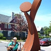 "<a href=""http://www.rochesterartwalk.org/""> ARTwalk</a> is a unique outdoor museum in Rochester, NY. ARTwalk is an urban art trail connecting museums, galleries, shops, and public spaces throughout the <a href=""http://www.rochesternota.org/""> Rochester Neighborhood of the Arts District</a>. The neighborhood features many great cultural amenities such as the <a href=""http://www.rmsc.org/StrasenburghPlanetarium/""> Strasenburgh Planetarium </a>, <a href=""htpp://www.rochesterhistory.org/""> Rochester Historical Society </a>, <a href=""http://www.mag.rochester.edu/""> Memorial Art Gallery </a>, <a href=""http://www.vsw.org/""> Visual Studies Workshop </a>, <a href=""http://www.sotarochester.org/""> School of the Arts </a>, <a href=""http://www.eastmanhouse.org/""> George Eastman House and the International Museum of Photography and Film </a>.   The idea for ARTwalk originated from citizens and community leaders in an effort to revitalize the area of Rochester along University Ave. When planning began to redesign University Ave. citizens expressed their desire to take advantage of the existing cultural attractions by connecting and enhancing them. The resulting ARTwalk is a place for neighbors and tourists to mingle among the public art.   ARTwalk includes public art and decorative sidewalks along the way. Some of the public art was funded with TE funds but other art has been funded through private donations, community efforts, or other funding sources. The project used $234,000 in Federal TE funds and $110,000 in local match funds. The total of $343,000 built benches, art, decorative sidewalks, and bus shelters.   A truly collaborative museum, ARTwalk does not own any of the right of way in which it functions so it must consult with city, county, and state officials in order to follow regulations. The museum believes the art should appeal to a broad range of people since it is in the right of way. When art pieces are planned, open calls for art are advertised in the community and a jury selects and commissions the work to be made. Another example of the collaborative nature of ARTwalk is the Light pole Artistic Mosaic Project (LAMP). The goal of this project was to decorate light poles along University Ave. with mosaic tiles which any member of the community could help place.  The success of ARTwalk was clear through the economic revitalization of the surrounding arts district. The project was so successful that an extension is now under construction. Construction of the ARTwalk extension began in the summer of 2011 and will be completed in summer of 2012 using $3.8 million in American Recovery and Reinvestment Act funds. The extension will include decorative sidewalks, art in the sidewalks, interactive plazas with private art, and many more amenities."