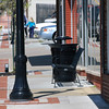 "The village of Williamsburg, Ohio received a category 5 Transportation Enhancements award in 2008 for $640,000 with an additional $160,000 in local match funds. The streetscaping effort took place in downtown Williamsburg on Main Street from Front St. to Broadway St. The design and engineering work was done by <a href= ""http://www.cds-assoc.com""> CDS Associates<a/>        The project found many ways to make downtown Williamsburg more attractive and pedestrian friendly. New concrete sidewalks were installed with curb ramps, paver crosswalks, landscaped islands, and bump-outs near intersections. In addition to improvements to sidewalks and intersections, new trash cans, lighting fixtures, and benches were installed. All of these enhancements help to draw people downtown while making it safer for those already there."
