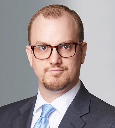 Washington DC Business Portrait for Paul Weiss