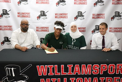 Jared Thompson   Track and Field   Point Park University