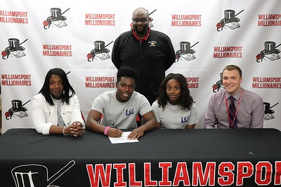 TJ Robinson   Football   Lackawanna College