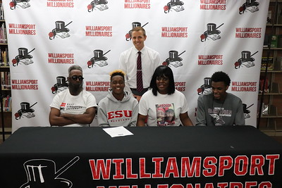 Keith Jason   Track and Field   East Stroudsburg University