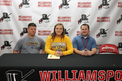 Mikayla Aldenderfer   Softball   Lycoming College