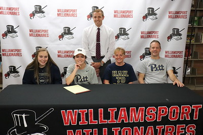 Mary McMahon   Track and Field   University of Pittsburgh