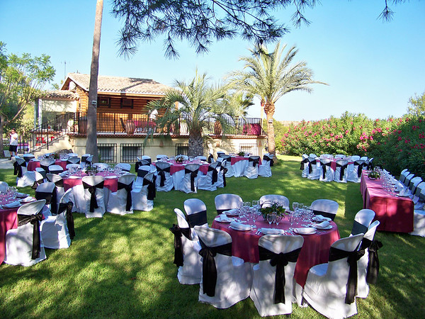 private villa weddings