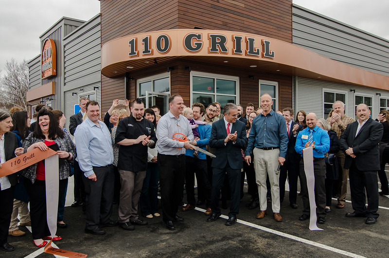 110 Grill sets the tables in Leominster (SLIDESHOW) - Sentinel ...
