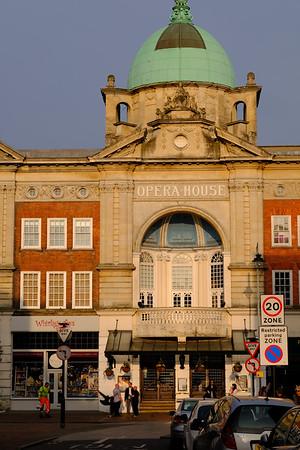 Opera House, Royal Tunbridge Wells, Kent, United Kingdom