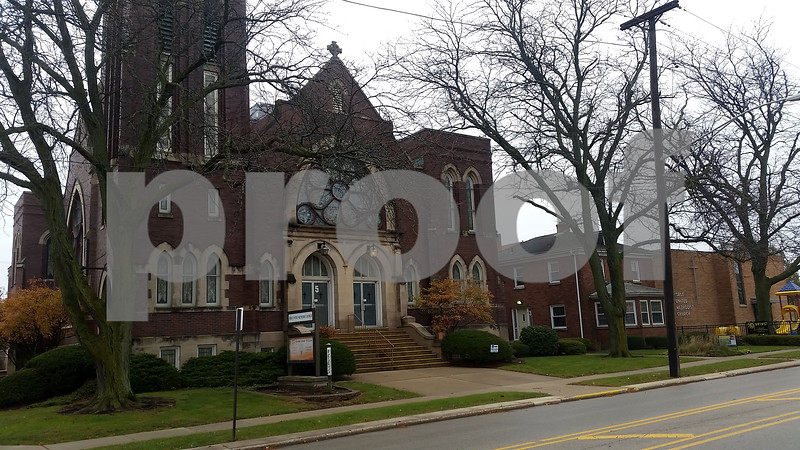 First United Methodist Church, which has called 317 N. Fourth St. in DeKalb home since 1909, is in the process of finding a new location.