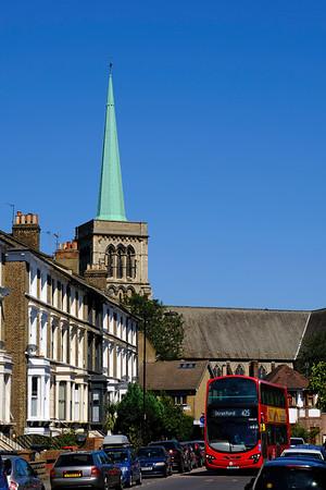 Lauriston Road, Hackney, E9, London, United Kingdom