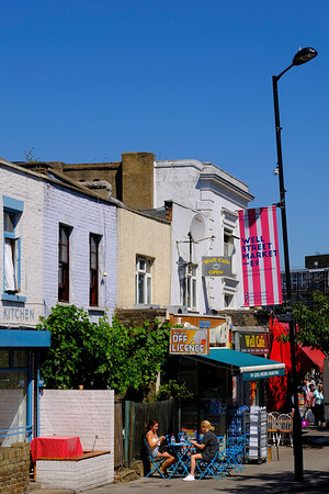 Well Street, Hackney, E9, London, United Kingdom