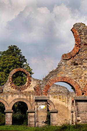 Industrial Ruins, Museum, Nietulisko, Swietokrzyskie, Poland