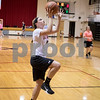 Sam Buckner for Shaw Media.<br /> Olivia Turner goes up for a layup in practice on Wednesday November 9, 2016.