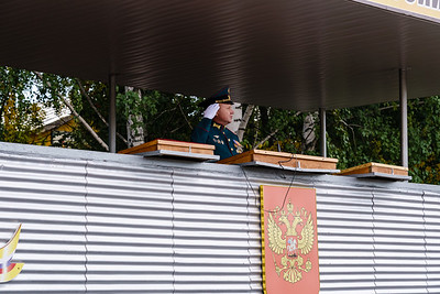 11.09.2021 - Присяга танкистов  (Салават Камалетдинов )