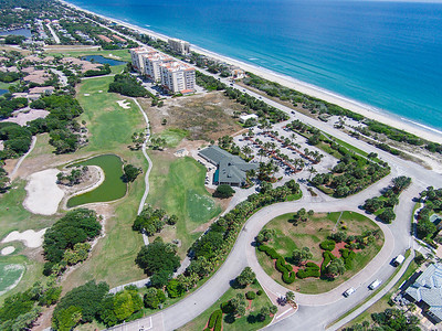 Maritime Hammocks and Golf Club Aerials-10