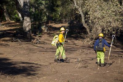 (1/11/18) Montecito Mudslide Day 3