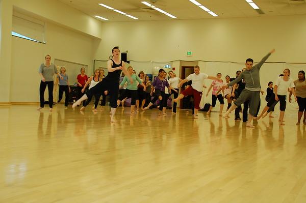 Chunky Move - November 20, 2011