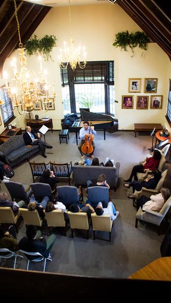 11.1.2017 US Music Class Live Performance