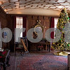Sam Buckner for Shaw Media.<br /> Living room at the Ellwood House Museum on Monday November 14, 2016. The living room was decorated by the Ellwood House staff and volunteers.