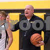 Sam Buckner for Shaw Media.<br /> Head Coach Ryan Picolotti gives instruction to a drill in practice on Monday November 14, 2016.