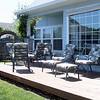 New patio set