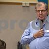 Sam Buckner for Shaw Media.<br /> John Freiders of the 12th district spoke in favor of the propane distribution center at the DeKalb County Board meeting on Wednesday November 16, 2016.