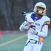 111619 GRAFTON- Monty Tech junior Cenceir Mills runs in a touchdown in the final minutes of Saturday's championship match up between St. Bernard's and Monty Tech at Grafton High School in Grafton on Nov. 16, 2019.  SENTINEL & ENTERPRISE JEFF PORTER