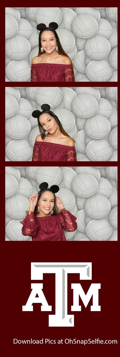 111917 - TAMU - Volleyball