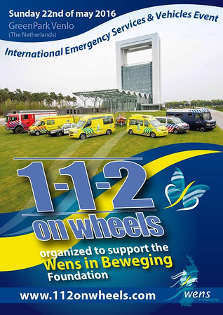112 On Wheels 2016