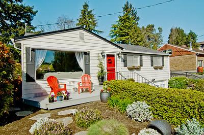 front yard porch deck
