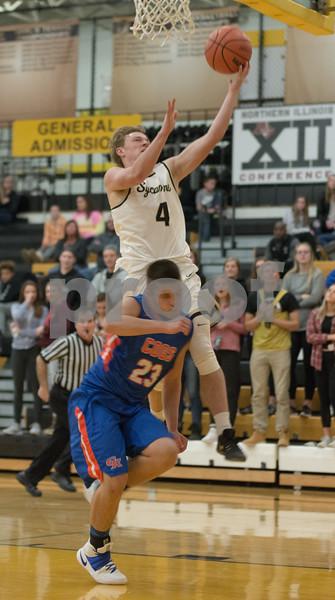 Sycamoe Basketball