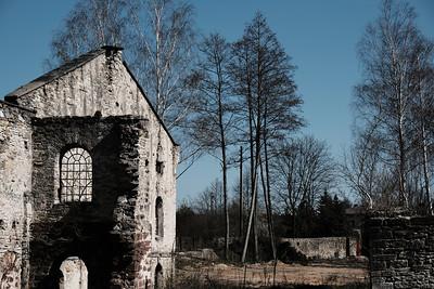 Palace Schoenberga, Wachock, Swietokrzyskie Region, Poland