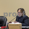 Sam Buckner for Shaw Media.<br /> City Manager Anne Marie Guara speaks at the City Council meeting on Monday November 27, 2017.