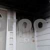Signs warn people to stay out of the duplex at 116 N. Ninth St., DeKalb, where a fire caused about $100,000 in damage Sunday afternoon, according to a news release from the DeKalb Fire Department.