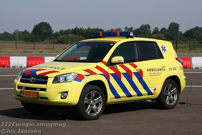 112 dag TrafficPort Venlo
