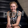 Sam Buckner for Shaw Media<br /> <br /> Rachel Richtman of Kaneland poses for a portrait as the girls cross country player of the year on Wednesday, Nov. 30, 2016 at Kaneland High School in Maple Park.